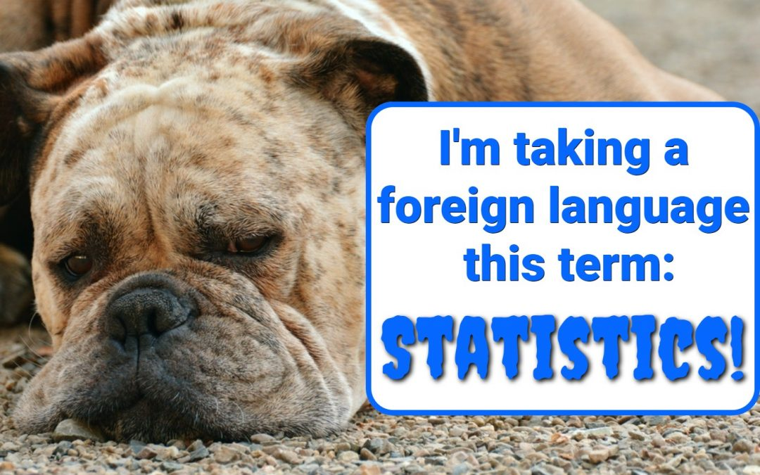1.The Language of Statistics